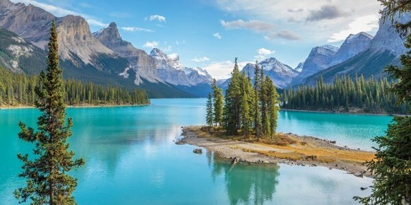 Canadian Rockies Escorted Tour