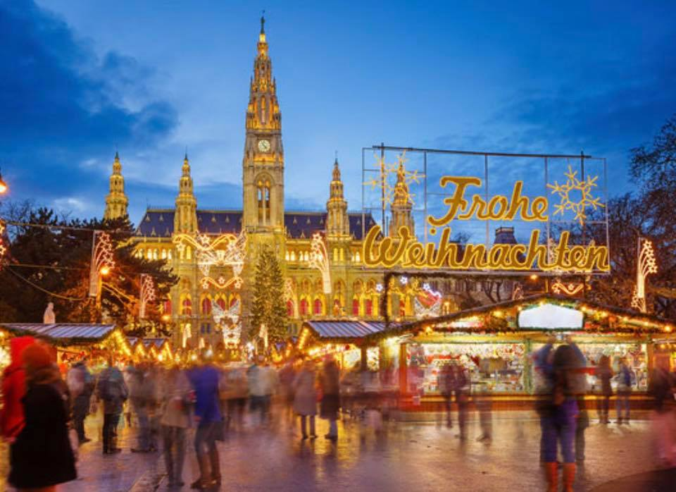 Vienna 3 Day Christmas Markets - Image 2