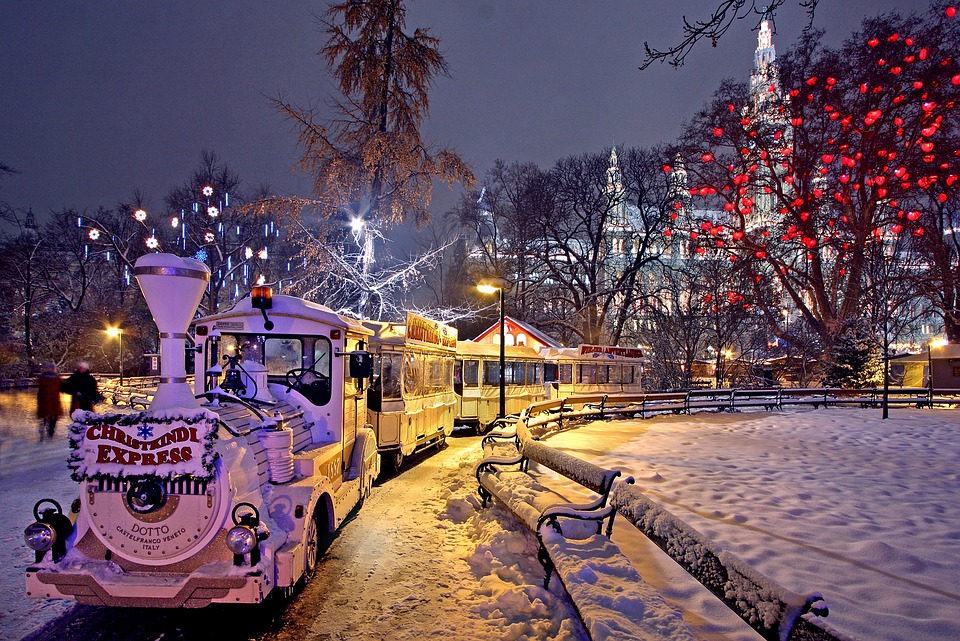 Vienna 3 Day Christmas Markets - Image 1