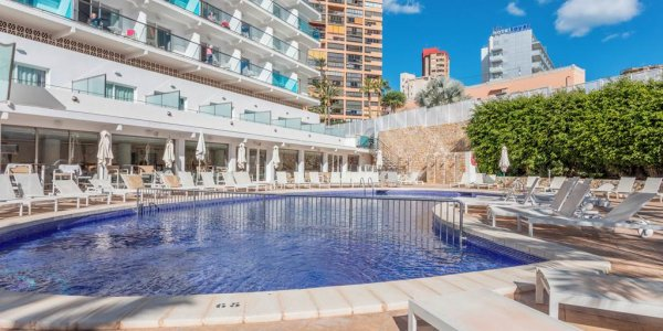 Adults Only 4* Benidorm Wintersun