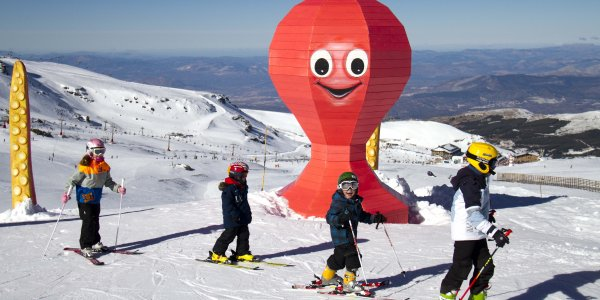 Ski Sierra Nevada – New Year on the Slopes