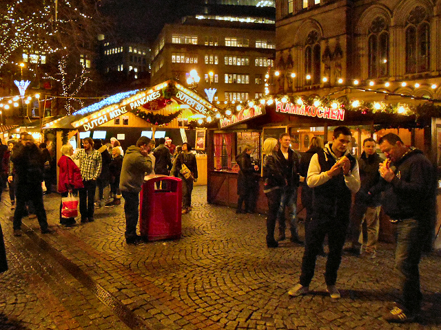 Manchester City Break – Visit the Christmas Markets - Image 2
