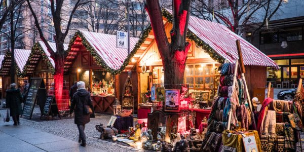 Berlin Christmas Market Breaks