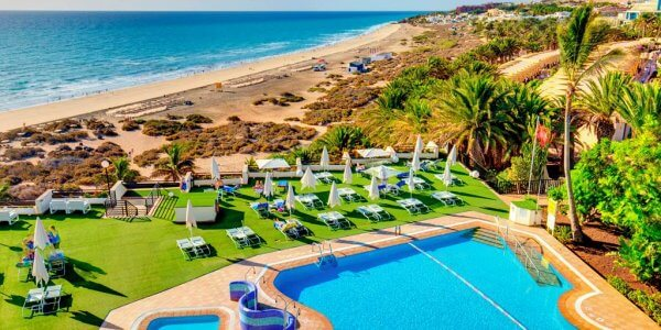 Late Notice 4* Fuerteventura Adults Only