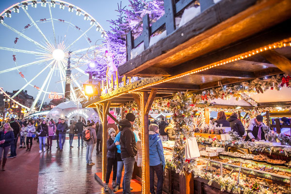 Brussels Christmas Markets Break - Image 10