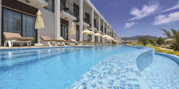 Easter 5* Luxury Turkey Family Hols