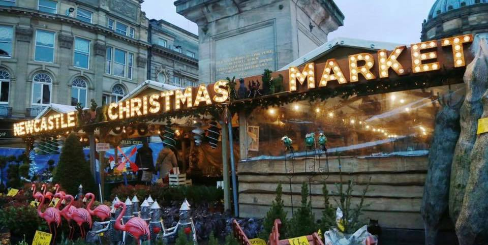 Newcastle Christmas Markets Trip - Image 1