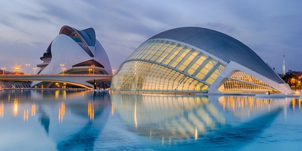 Valencia 4 Night City Break from Belfast