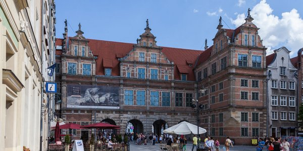 Gdansk Valentines City Break