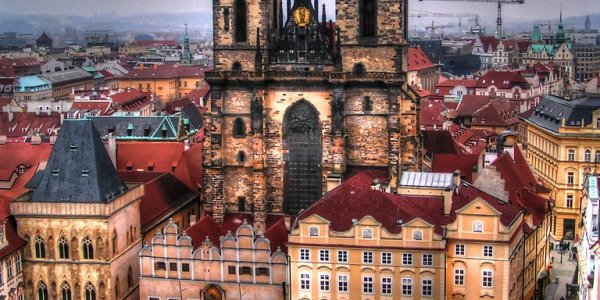 Prague New Year Short Break