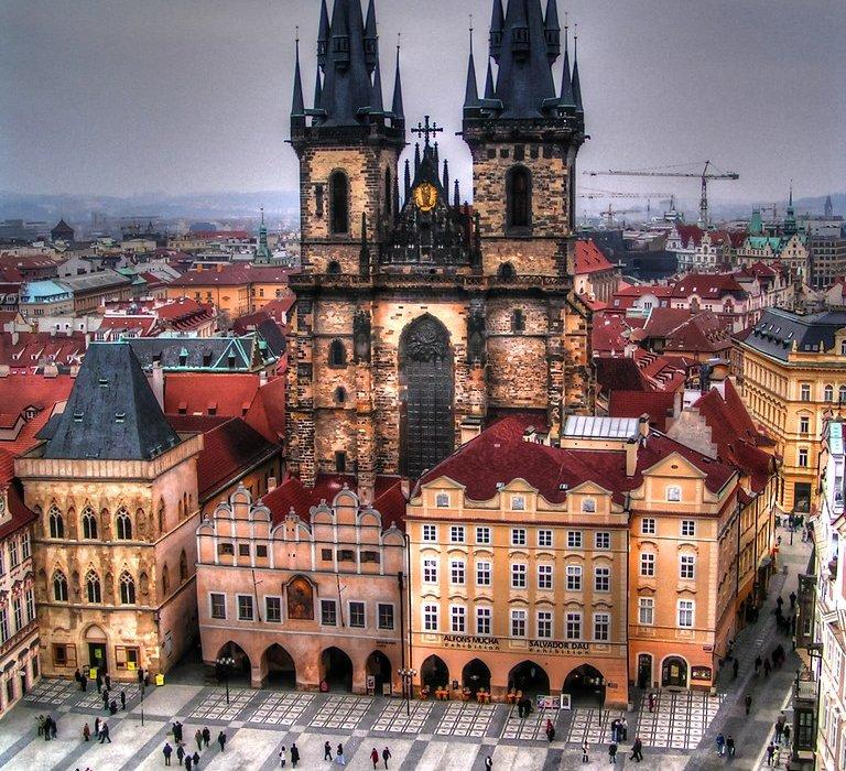 Prague New Year Short Break - Image 1