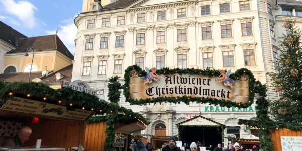 4* Vienna Christmas Markets City Break