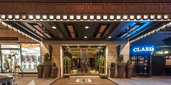 4* New York City Winter Break