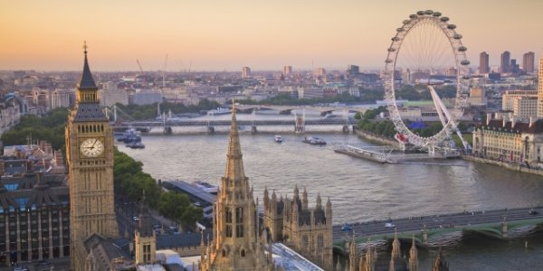 Twin Centre London & Paris with Eurostar Experience