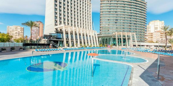 Benidorm 4* December Winter Escape