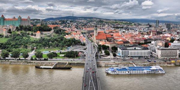 Check out Bratislava!!