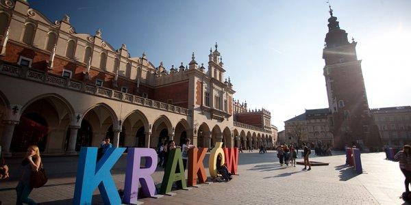 Springtime Krakow Citybreaks
