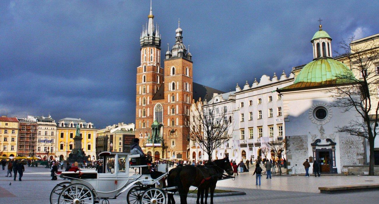Krakow 4 night September Break - Image 1
