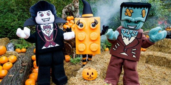 Halloween at Legoland Windsor