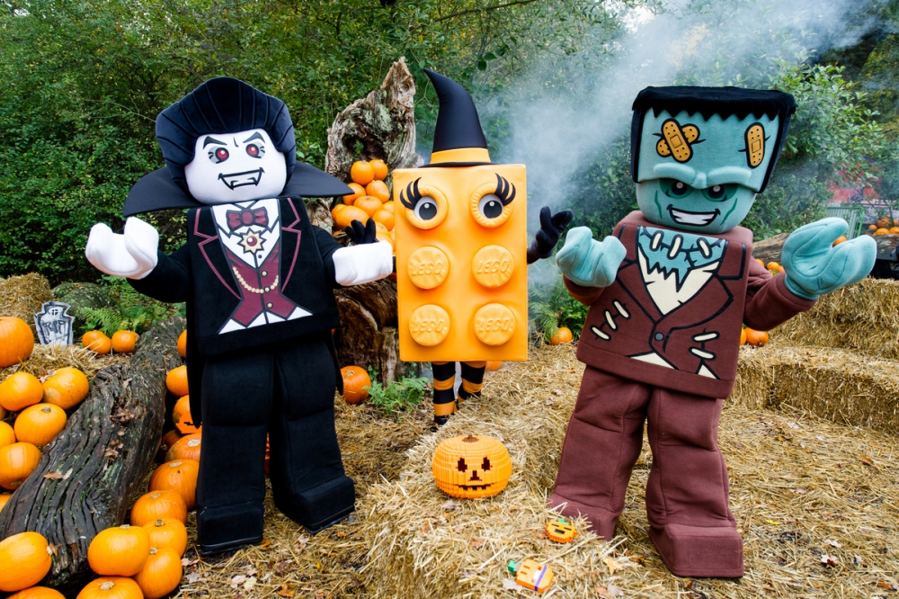 Halloween at Legoland Windsor - Image 1