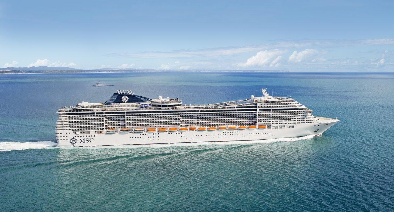 Summer 2020 MSC Divina Cruise - Image 1