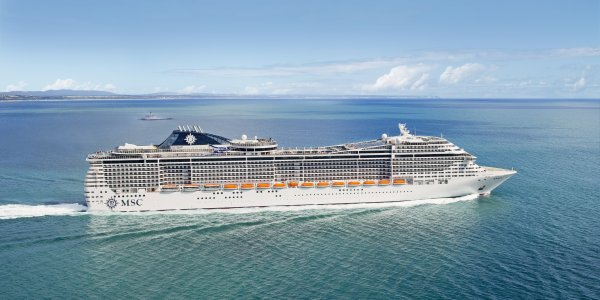 Summer 2020 MSC Divina Cruise