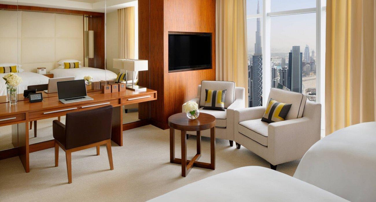 Luxury 5* Three Centre Far East & Dubai - Image 7