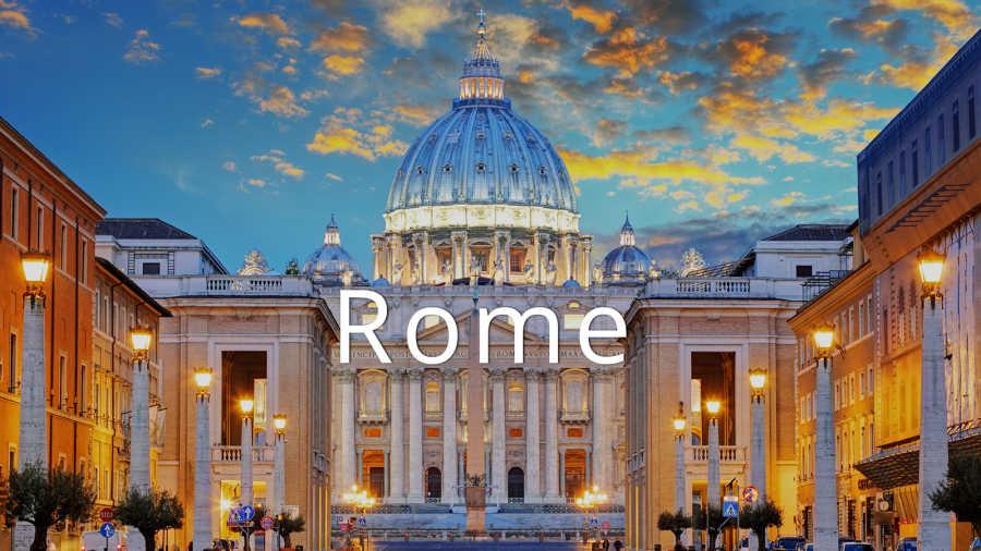 Rome Italy Short Break - Image 3