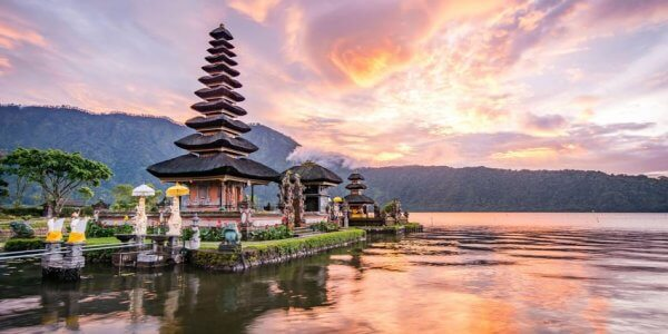 Beautiful Bali Dream Holiday
