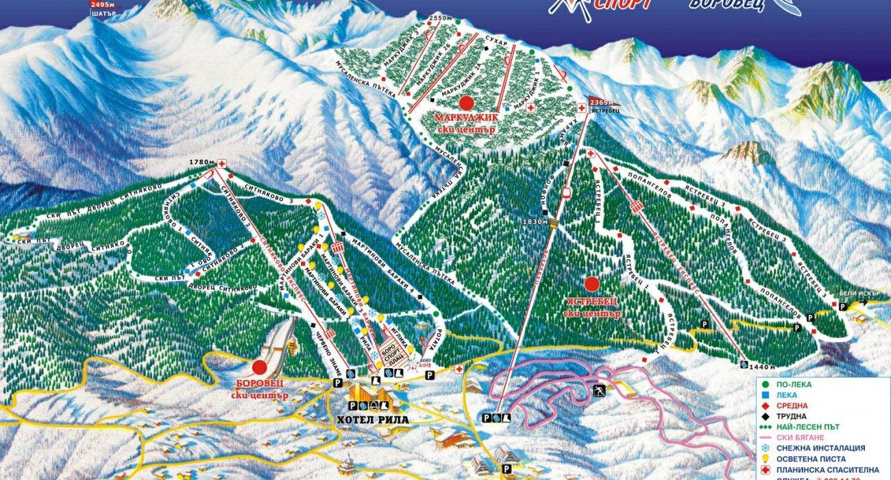 Bargain Bulgaria Ski NInja Break - Image 2