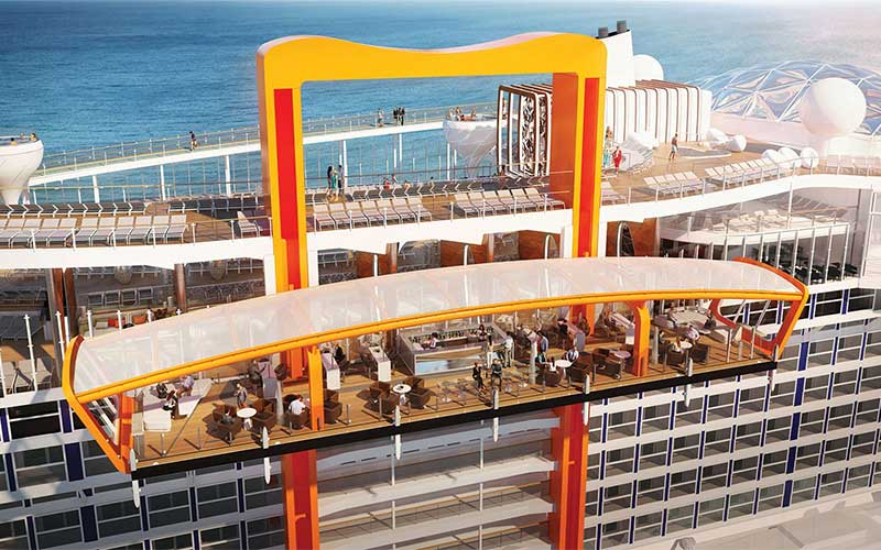 5* Celebrity Apex Cruise – FREE FLIGHTS - Image 1