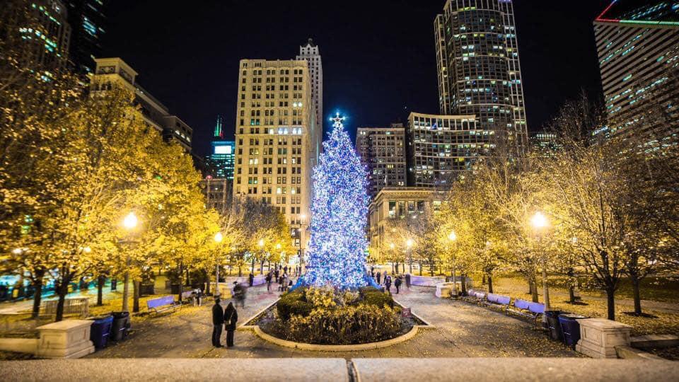 Chicago USA Christmas Trip - Image 2