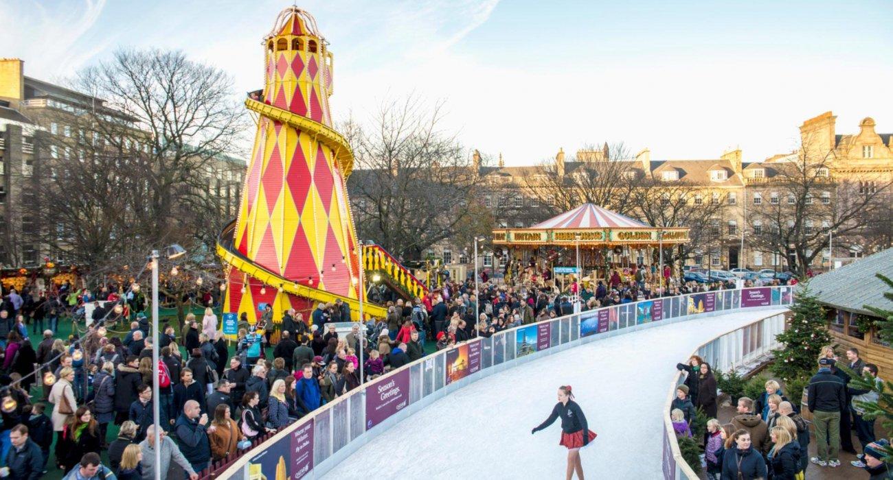 Enchanting Edinburgh Christmas Markets - Image 7