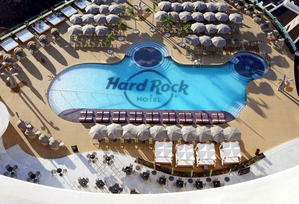 5* Tenerife Hard Rock Hotel Winter Week - Image 2