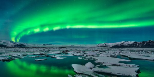 Iceland Search for the Northern Lights