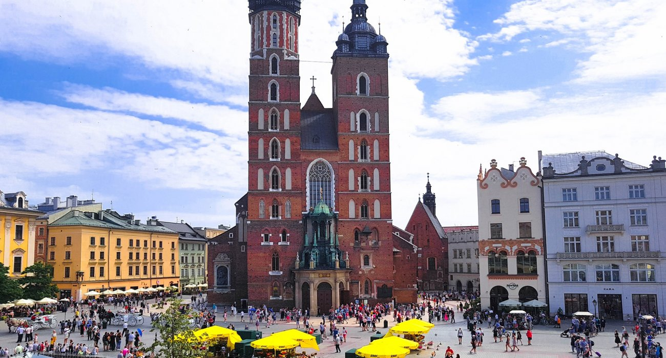 Spring Krakow Poland 4* Short Breaks - Image 1