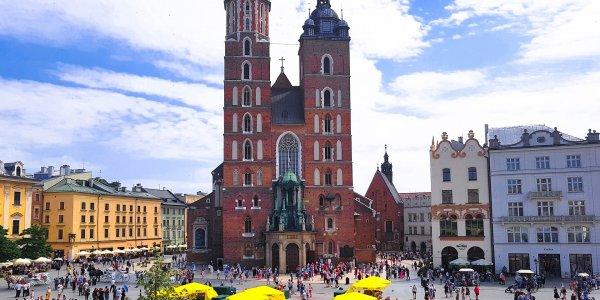 Krakow February City Breaks