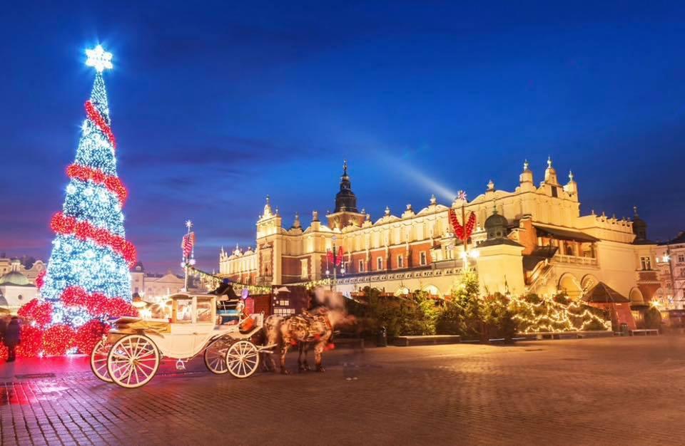 Krakow 5 Night Christmas Markets - Image 1