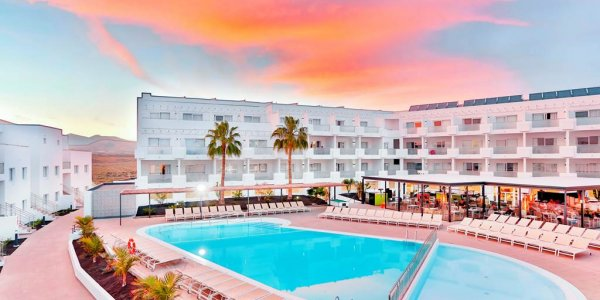 4* Half board Offer in Lanzarote