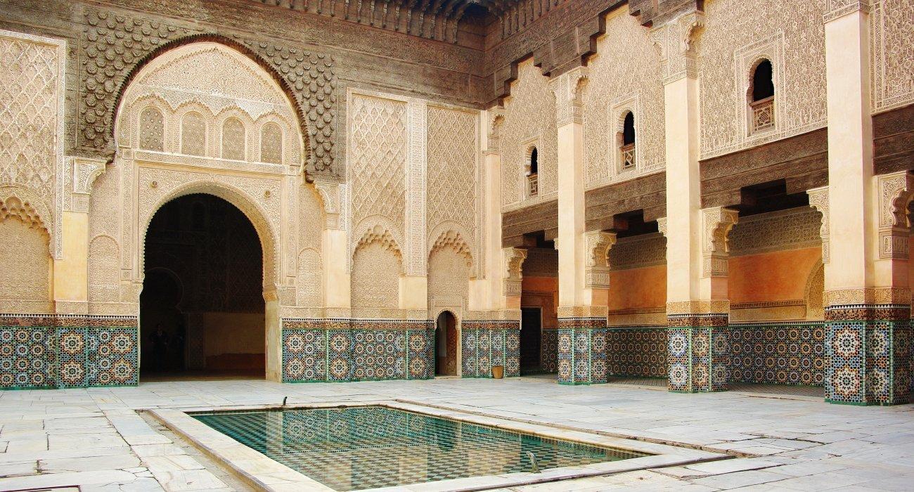 Marrakech December Winter Sun - Image 3