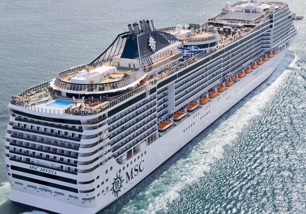 MSC Spring Med Cruise Offer - Image 1