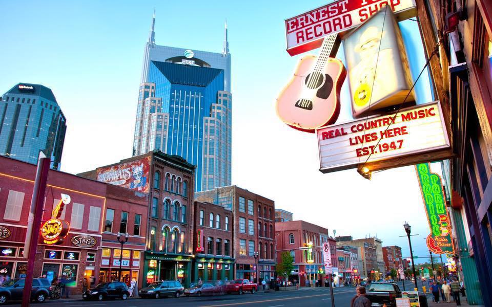 Las Vegas & Nashville USA Twin Centre - Image 1