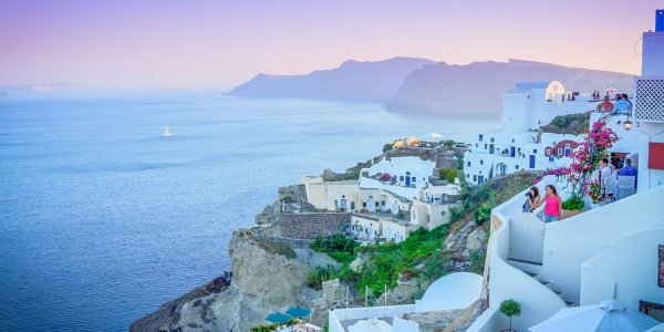 SANTORINI 6 NIGHTS FROM BELFAST CITY AIRPORT