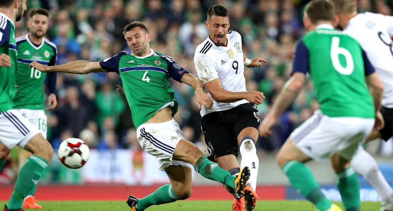 EURO 2020 Qualifier Germany vs NI Day Trip - Image 1