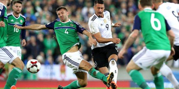 EURO 2020 Qualifier Germany vs NI Day Trip