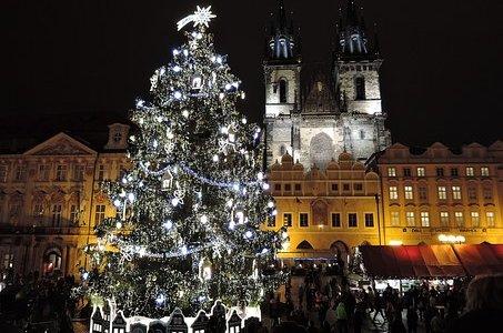 Prague Christmas Markets Inc Tour