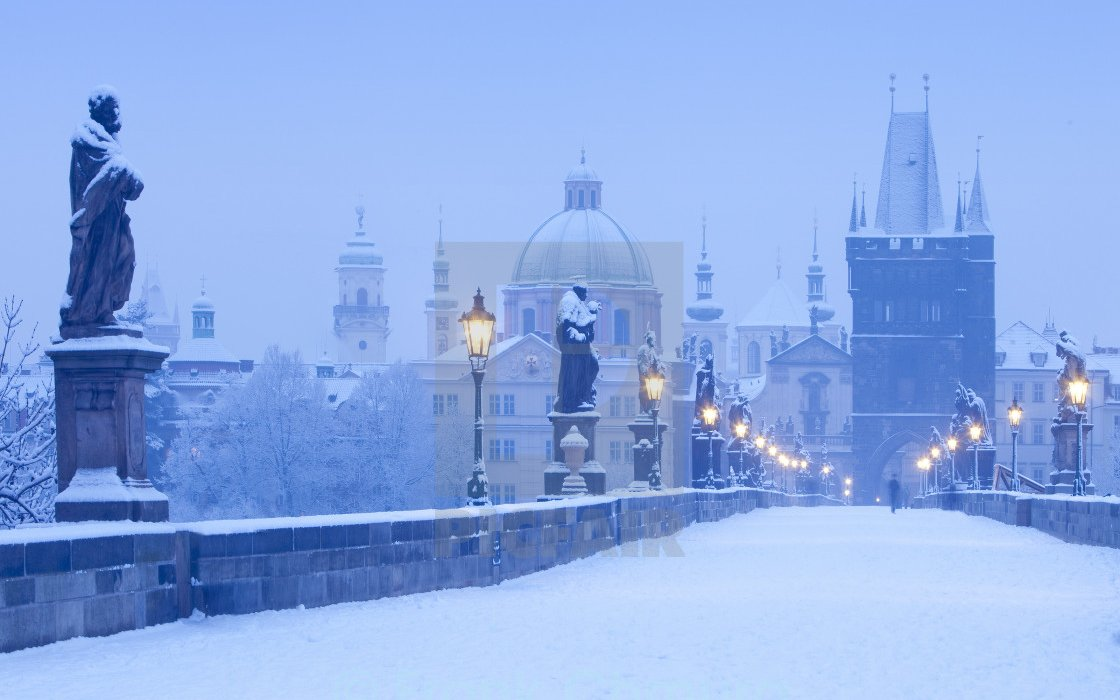 January Citybreak in Prague - Image 1