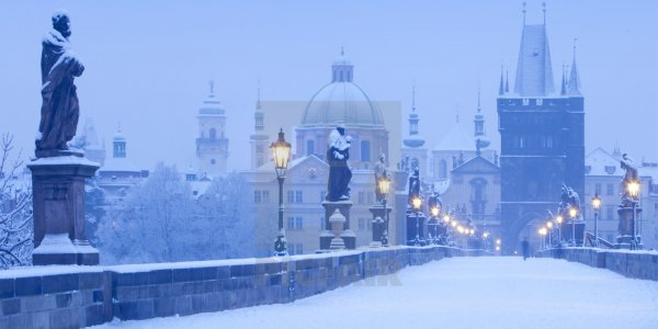 January Citybreak in Prague