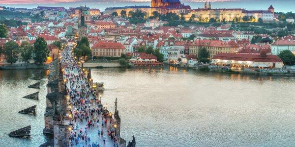 4* Prague City Breaks Christmas Gift!