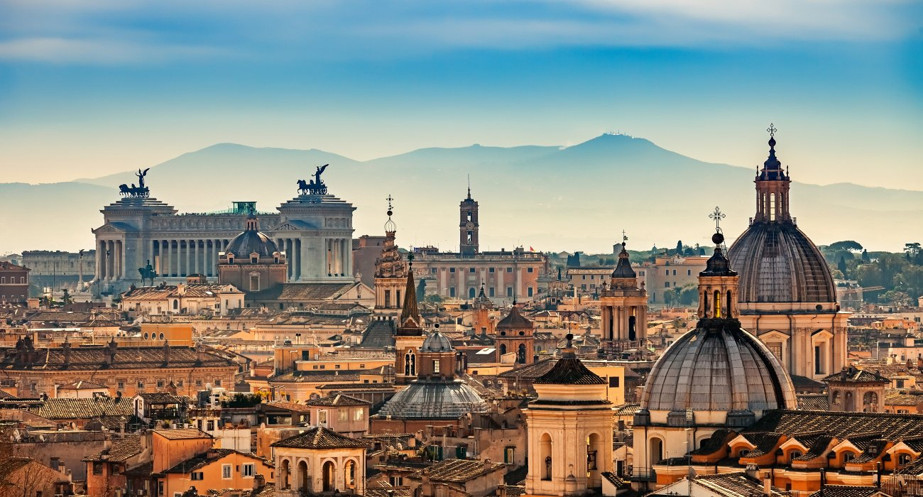 4* Winter Rome City Breaks - Image 1